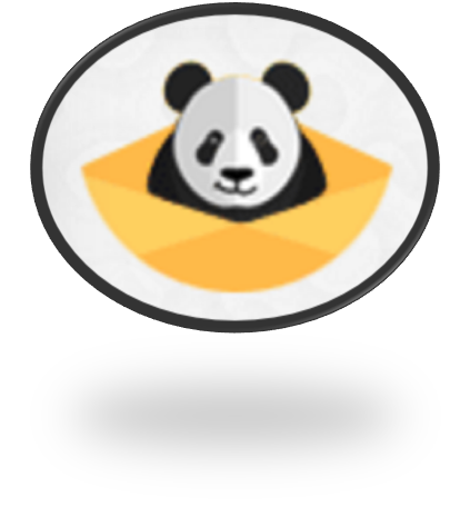 Logo Opt-In Panda
